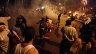 Disturbio en Egipto