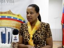 Viceministra Wandolay M.