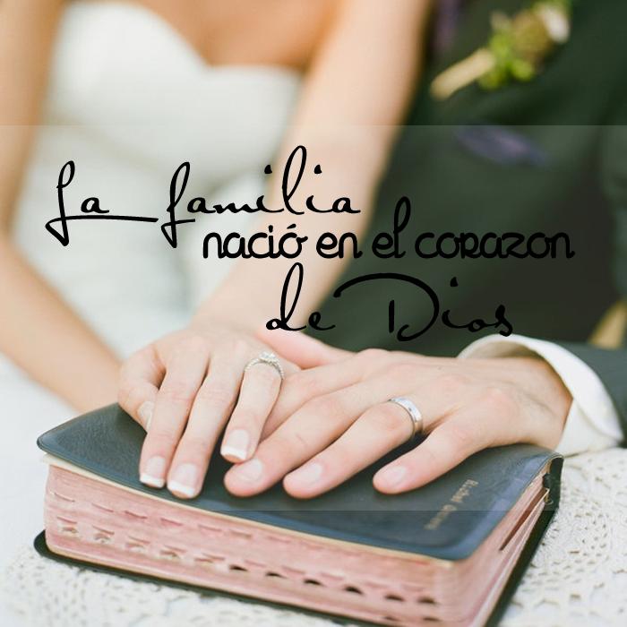 Matrimonio Y Familia En El Proyecto De Dios : «la familia que tanto soñaste lo mejor de la onda