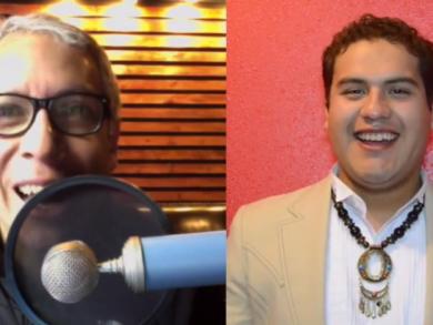 marco barrientos alekz amanece entrevista