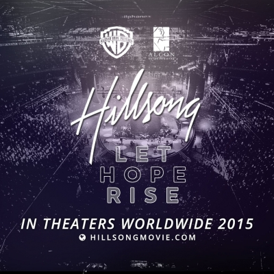 Hillsong United Let Hope Rise Movie
