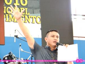 Pastor Danilo Fajardo