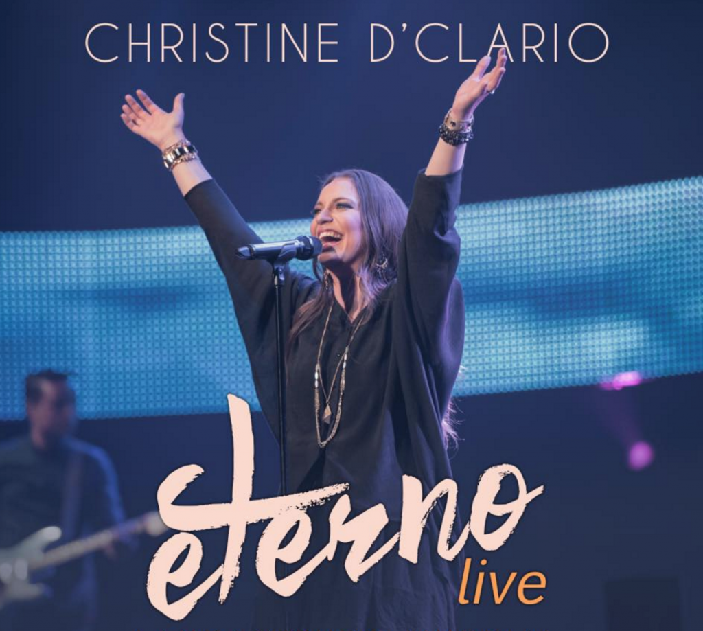 Christine D'Clario Eterno Live Dove Awards