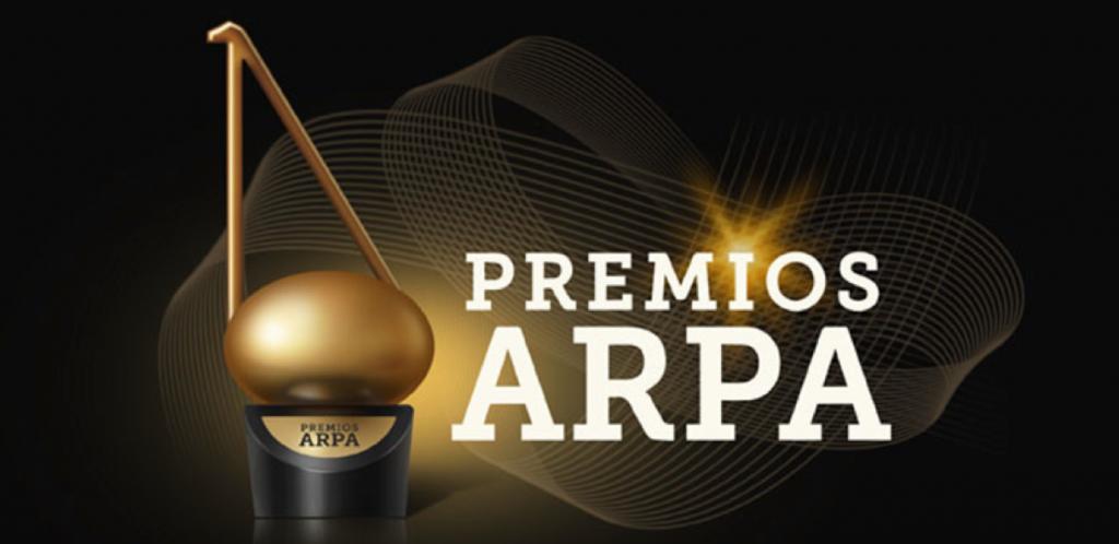 Premios ARPA XIII Edicion 2016