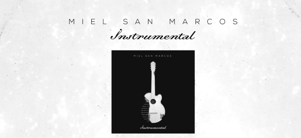 Miel San Marcos Instrumental