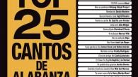 TOP 25 CANTOS DE ALABANZAS